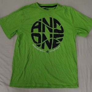 AND1 Graphic T-Shirt